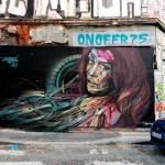 Hopare New Mural – Paris 18th, France