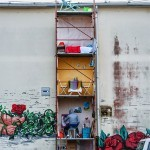 """Fra.Biancoshock unveils """"24/7"""", a new urban installation in Gaeta, Italy"""