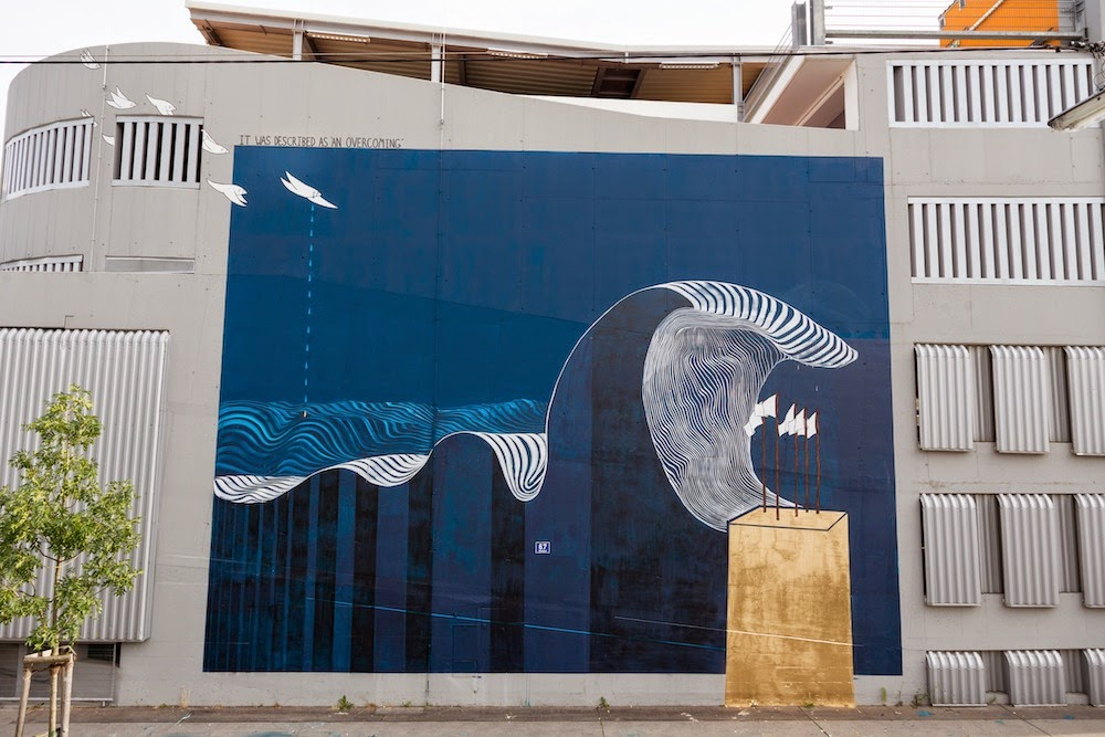 Know Hope x 2501 New Mural – Vienna, Austria