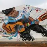 Sabotaje Al Montaje New Mural For Proyecto Málaga BulevART – Spain