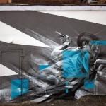 Li Hill New Mural For Savage Habbit – Jersey City, USA