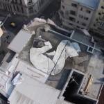 Ella & Pitr New Rooftop Piece – Santiago, Chile