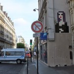 Invader PA_1096 & PA_1097 New Invasions – Paris, France