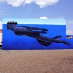 "Sam3 ""Voluntas"" New Mural – Vila Real, Spain"