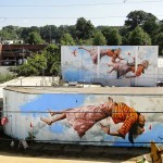 Fintan Magee New Mural – Atlanta, USA