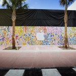 HENSE paints a new mural in Miami, USA for Apple