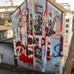 """RIPO """"Domestic Violence"""" New Mural – Cologne, Germany"""