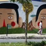 Agostino Iacurci New Mural – Belo Horizonte, Brazil