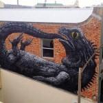 ROA New Mural – Dunedin, New Zealand