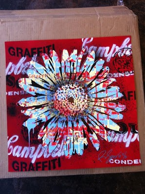Rene Gagnon 'Urban Flower' New Print Available Soon