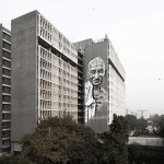 "Ecb ""Gandhi"" New Mural – New Delhi, India"
