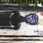 Jhoao Henr unveils a new piece on the streets of Sao Paulo, Brazil