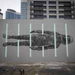Cyrcle unveils a massive artwork in Manilla, Philippines
