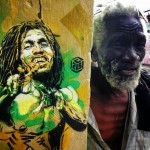 C215 New Street Pieces – Kingston, Jamaica