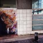 C215 New Mural – Vitry Sur Seine, France