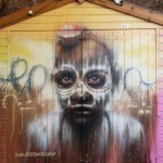 Dale Grimshaw New Street Piece – Camden, London