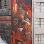 Adnate New Mural – Hosier Lane, Melbourne