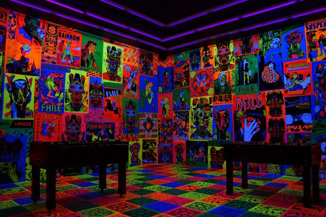 """Coverage: Faile's """"Savage/Sacred Young Minds"""" @ Brooklyn Museum"""