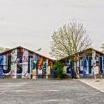 """RIPO """"Just The Two Of Us"""" New Mural – Aubervilliers, France"""