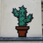 """PA_1160"", a new invasion by Invader in Paris, France"