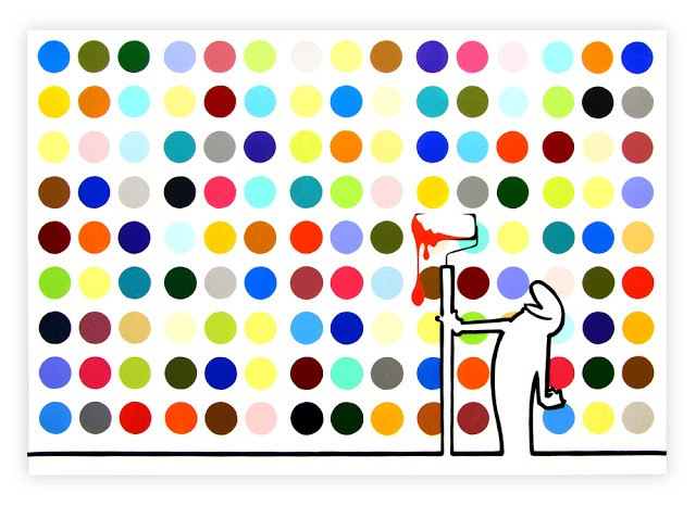 """Dot Dot Dot """"Spotted Painting…"""" New Editions Available March 3rd"""