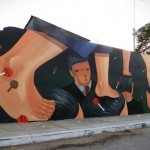 Jade New Mural In Lima, Peru