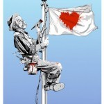 Mr Brainwash 'One Love' New Print For Japan Available Today