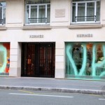 Kidult Hits Hermes Store In Paris, France