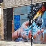 Martin Ron x Jim Vision New Mural – London, UK