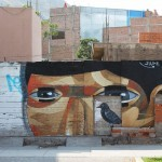 "JADE ""The Host"" New Mural – Lima, Peru"