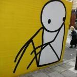 Stik New Street Piece In London