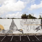 2501 x Pastel New Mural For The Mirrorless Project – Wynwood, Miami