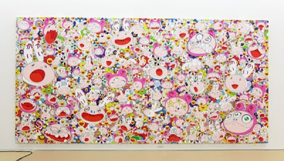 Takashi Murakami New Exhibition, Gagosian Gallery London June 27th