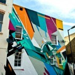 Remi/Rough x Kofie New Mural In London