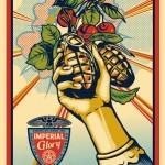 "Shepard Fairey ""Imperial Glory"" New Print Available July 14th"