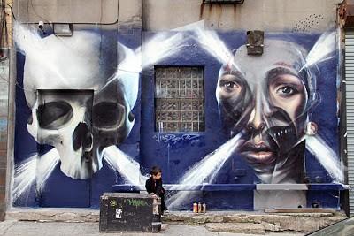 Kid Zoom New Mural In Brooklyn