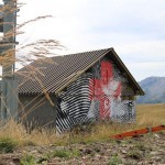 A New Piece by 2Alas in The Swiss Alps for Vision Art Festival