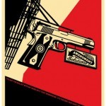 Shepard Fairey '2nd Amendment Solutions' New Print Available 21st January