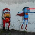 Cranio x Moby New Mural In Sao Paulo, Brazil