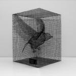 "Edoardo Tresoldi ""Reason"" Limited Edition Wire Mesh Sculpture – Available April 30th"