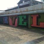 Ben Eine New Street Pieces In Japan