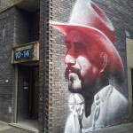 El Mac New Mural In London