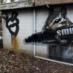 Smug New Mural In UK