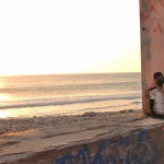 "JADE ""Companero"" New Street Piece – Playa La Herradura, Lima"