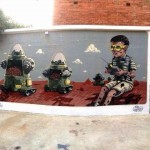 Pixel Pancho New Mural – Perth, Australia (Part II)