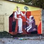 Jacyndol New Street Art Pieces – Miechucino & Gdynia, Poland