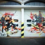 Mr Jago New Street Pieces In Niort, France