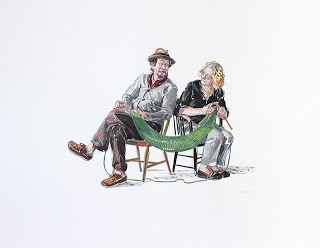 Elbow-Toe 'Due Date' Solo Show New Works Preview
