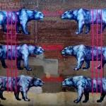 JAZ New Mural In Richmond, USA