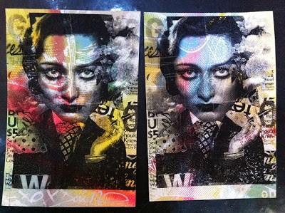 "Dain Snub-Nose Print ""LIPSTICK HEIDI""  Available 11th February"